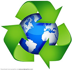 Recycling in Wayne County, Indiana