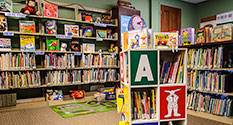 Photo: Centerville Library Children's Department
