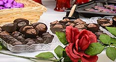 Photo: Chocolate and Roses