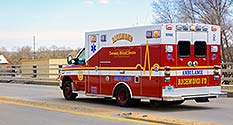 Photo: Richmond Fire Department Ambulance