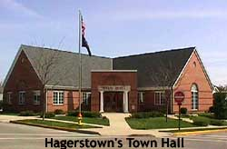 Hagerstown Town Hall (12783 bytes)