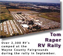 Tom Raper RV Rally (27084 bytes)