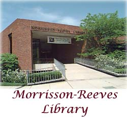 Morrisson-Reeves Library (20363 bytes)