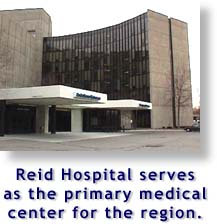Reid Hospital and Health Care Services