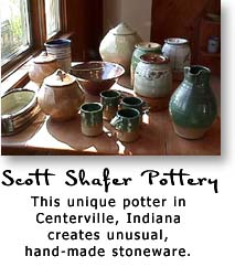 Scott Shafer Pottery (21759 bytes)