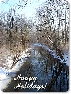 Whitewater River - Happy Holidays!