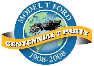 Model T Ford Centennial T Party