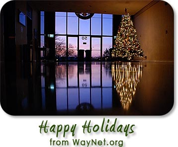 Happy Holidays from WayNet.org