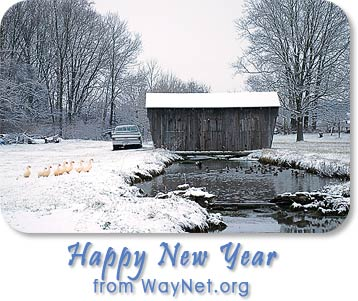 Happy New Year from WayNet.org