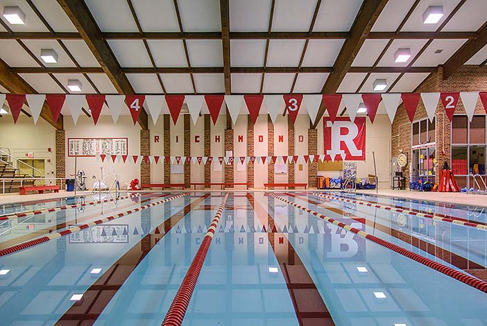 Tiano Pool at Richmond High School