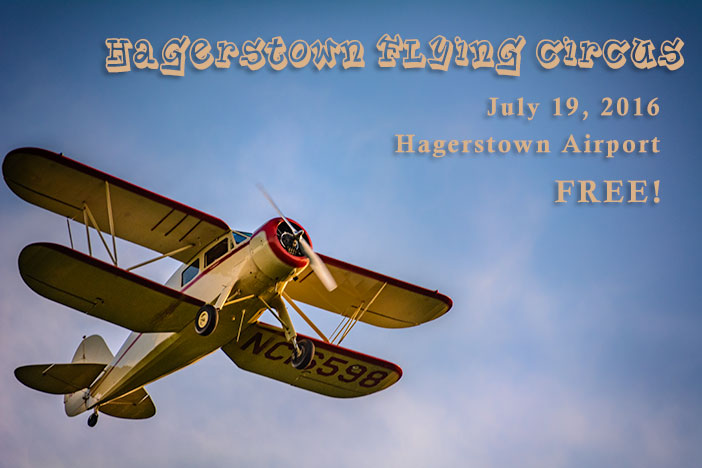 Hagerstown Flying Circus - July 19th!