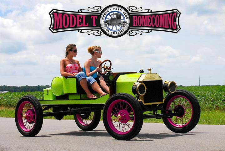 Model T Homecoming