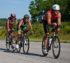 Supplied Photo: 3 Bicycle Riders