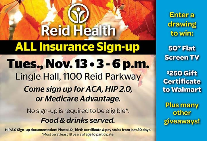 Supplied Graphic: All Insurance Sign Up