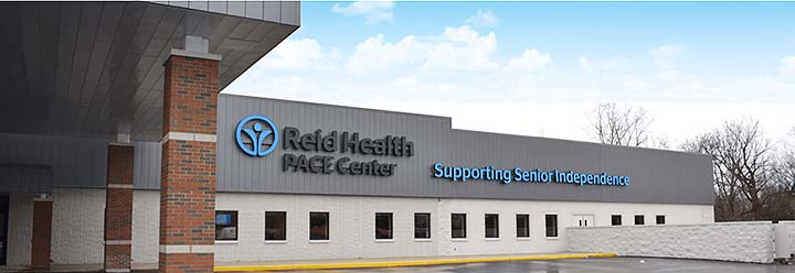 Supplied Photo: Reid Health PACE Center