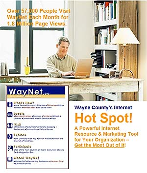 WayNet Guide 2011 - click to download