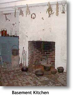 Basement Kitchen  - Click for larger view.