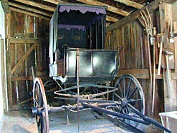 Typical Quaker Buggy.  Click for a larger view.