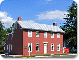 Levi Coffin House - Click to view larger photo.