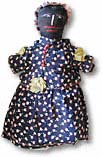 African-American Rag Doll - Click for larger view.
