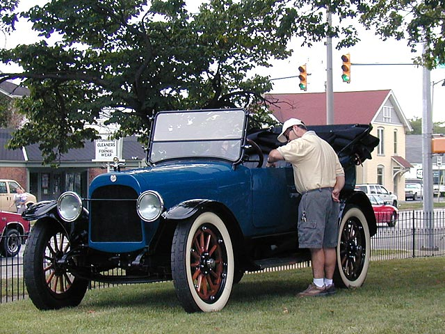 Pilot Automobile Manufactured In Richmond Indiana