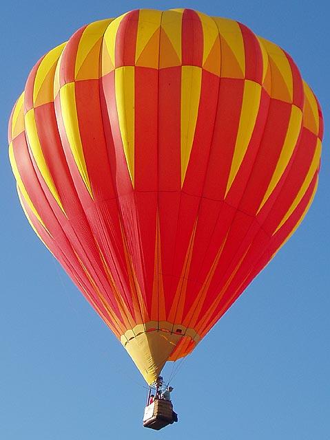 fun in the sun hot air balloon festival and air show