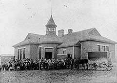Supplied Historical Photo: Whitewater, IN School